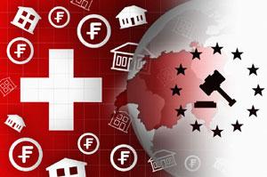 Schweizer Unternehmen Export